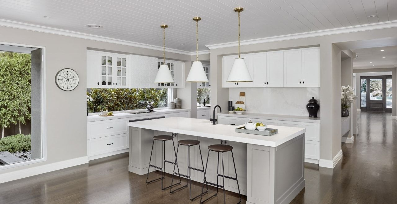How to give your home Modern Hamptons Vibes | Kitchens, Duplex ...
