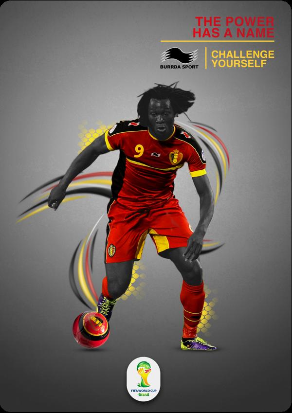 Burda Sport Belgium 2014 by g grigo, via Behance