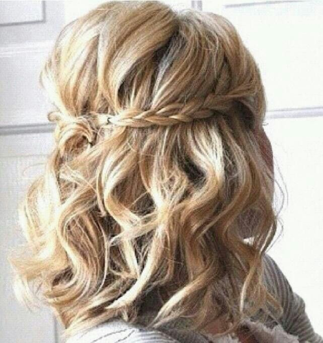 Stupendous 20 Chic Short Curly Hairstyles For Summer Style Big Braids And Hairstyles For Women Draintrainus