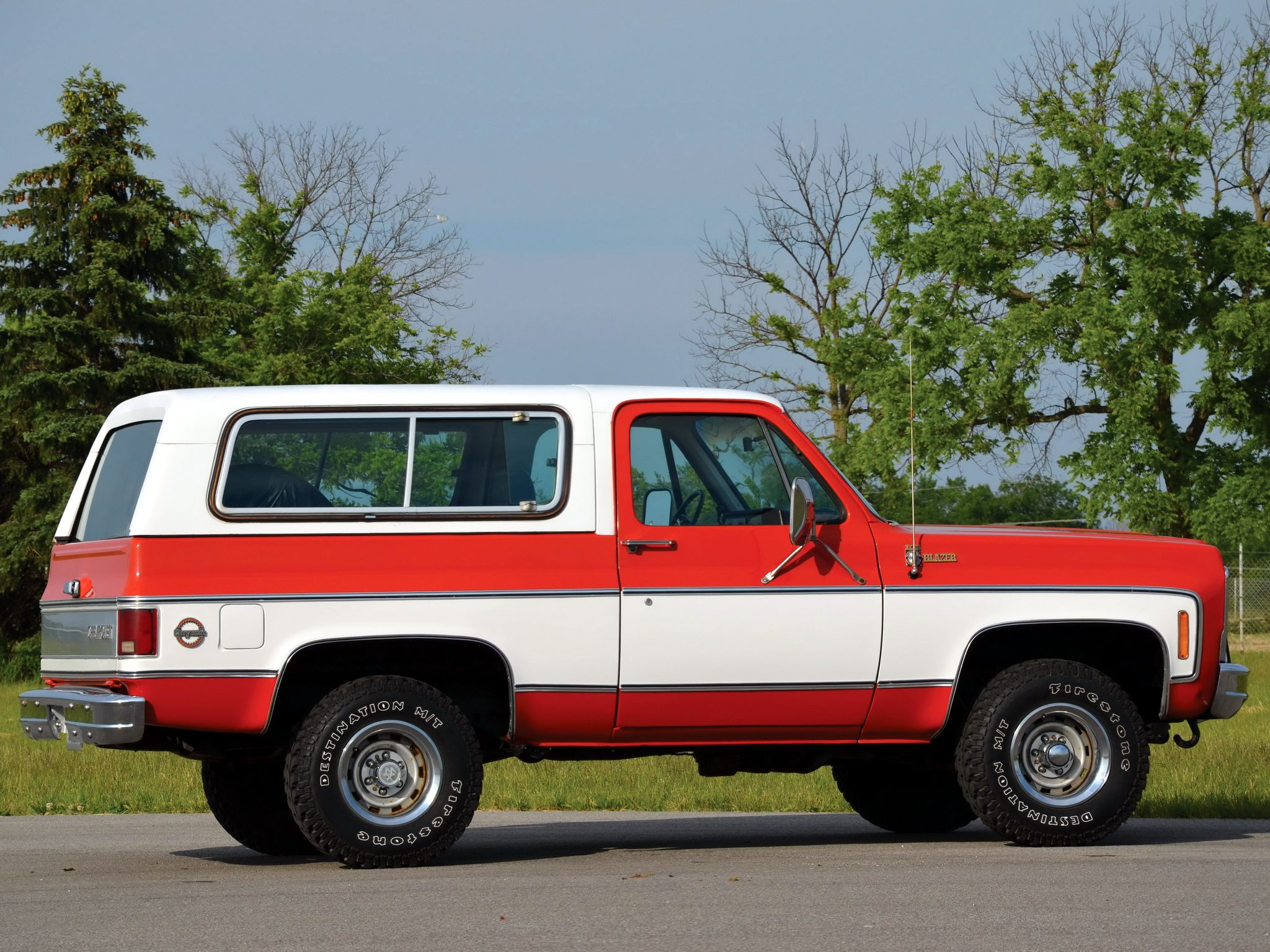 K5 Chevy Blazer 1979 Chevrolet K5 Blazer 1978 79 Coches