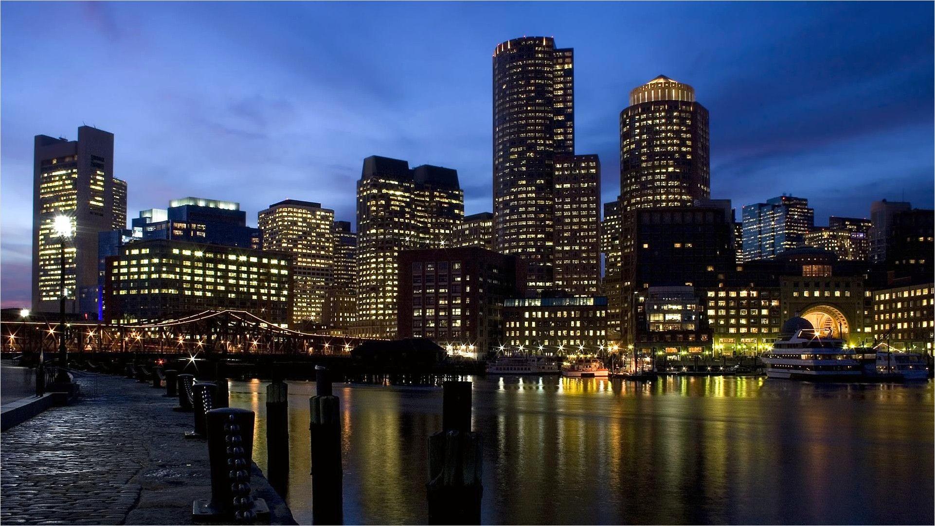 4k Wallpaper La Skyline In 2020 Los Angeles Wallpaper Cityscape Wallpaper Boston Wallpaper