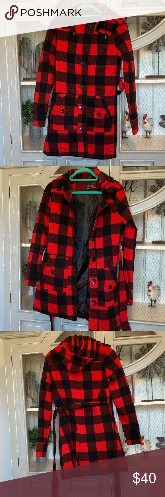 Hp Nwot Yoki Outerwear Coat Clothes Design Fashion Design Fashion [ 1740 x 580 Pixel ]