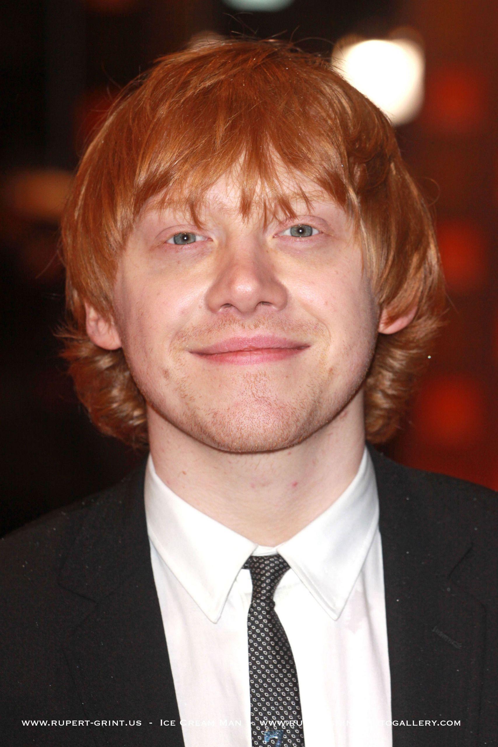 Rupert grints virginity