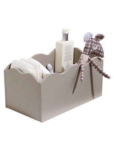 Boîte de rangement pour couches bébé BLEU+BLANC+VERT+GRIS+ROSE ...