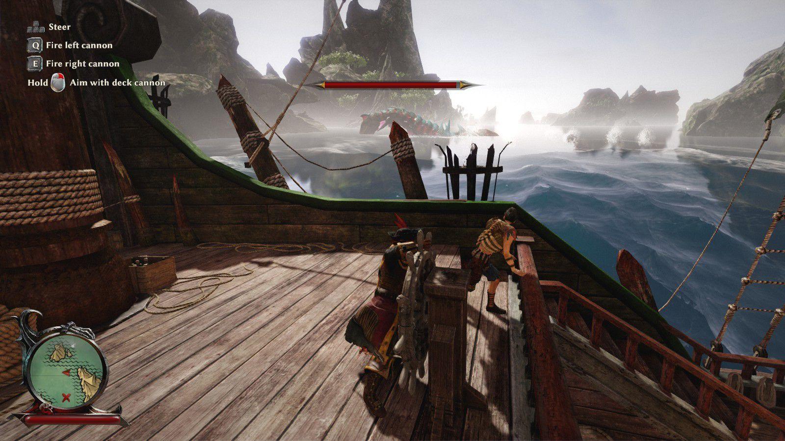 Risen 3 Titan Lord - PS4