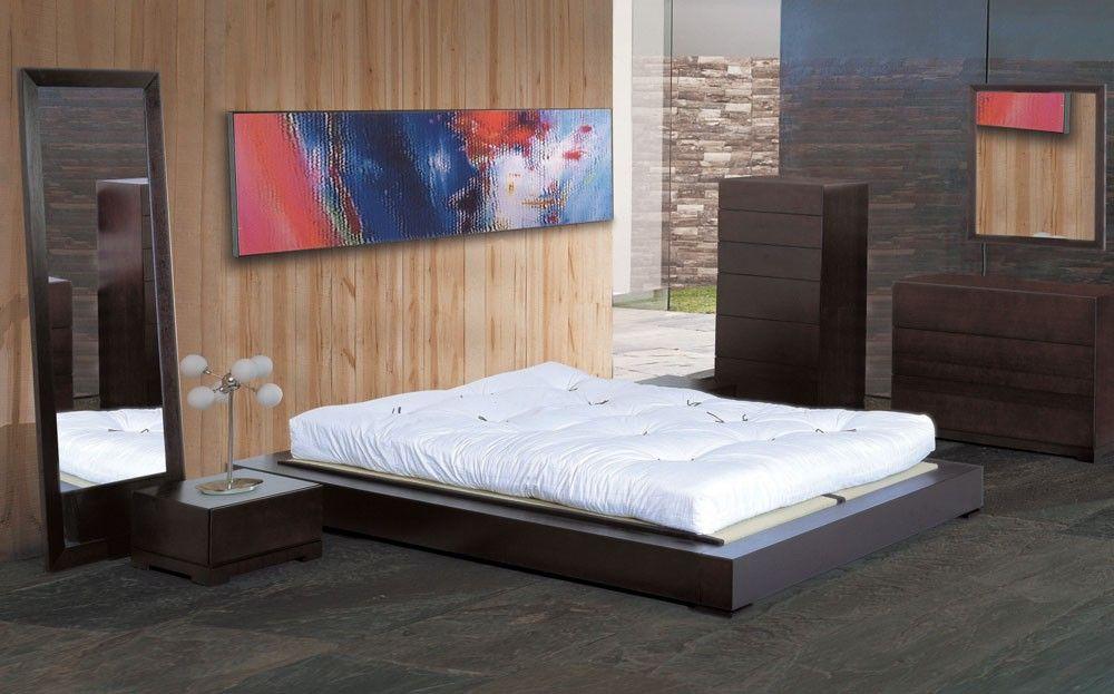 Zen Bedroom Set | MTV cribs | Pinterest