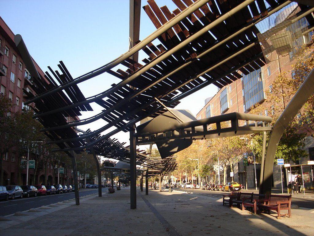 miralles barcelona Buscar con Google Pergola, Opera