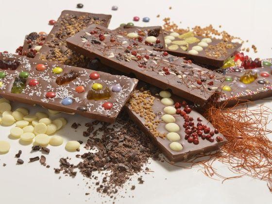 Das Schokoladenmuseum Hamburg, Schokolade und