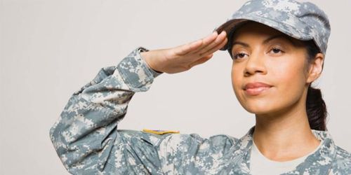 Military Hairstyles For Women Ideas