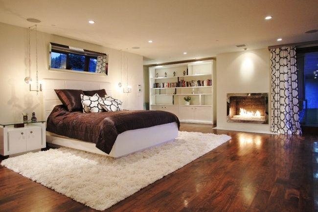 einrichten teppich Schlafzimmer Keller fell weich Keller - schlafzimmer teppich