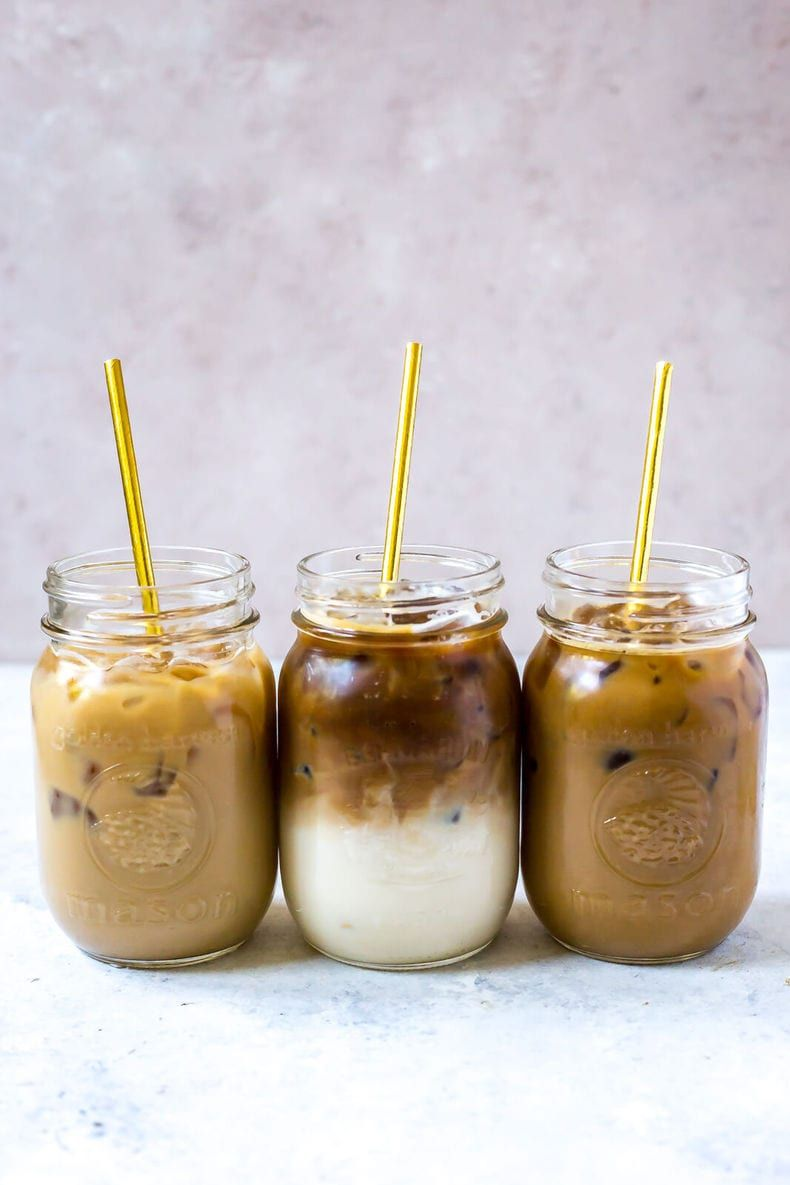3 Iced Coffee Recipes: Caramel, Vanilla and Mocha - The Girl on Bloor #greatcoffee
