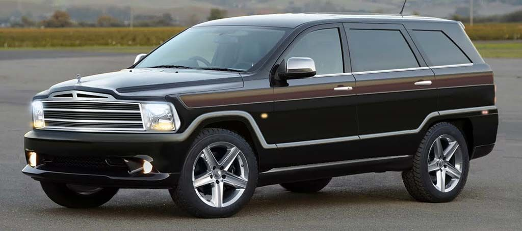 Grand Wagoneer 2018 >> It Took About 25 Years For Us To Wait The 2018 Jeep Grand