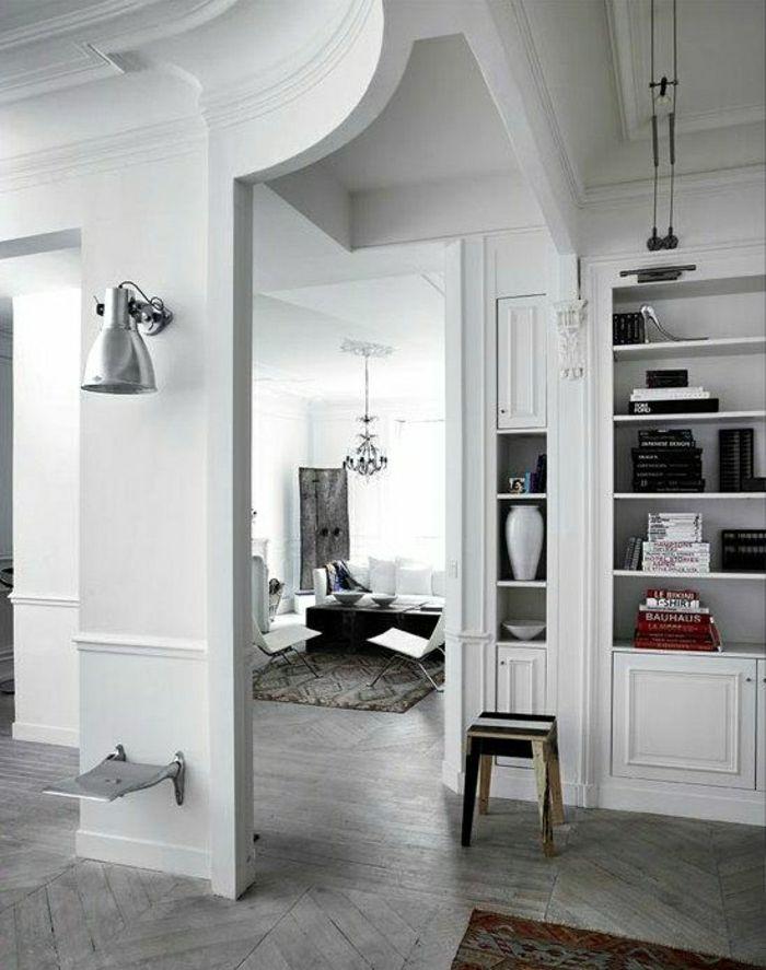 pingl par JP Dos sur Celles avec les murs et les plafonds  Decor House design et Floor design
