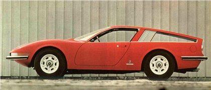 Fiat Dino Ginevra (Pininfarina), 1968