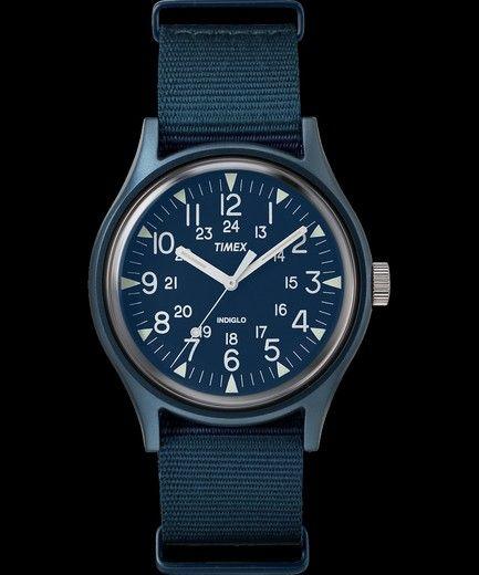 56d0bb68572d Timex MK1 aluminium