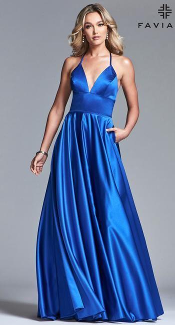 Faviana Glamour Dress S10252 | Terry Costa | Glamour dress ...