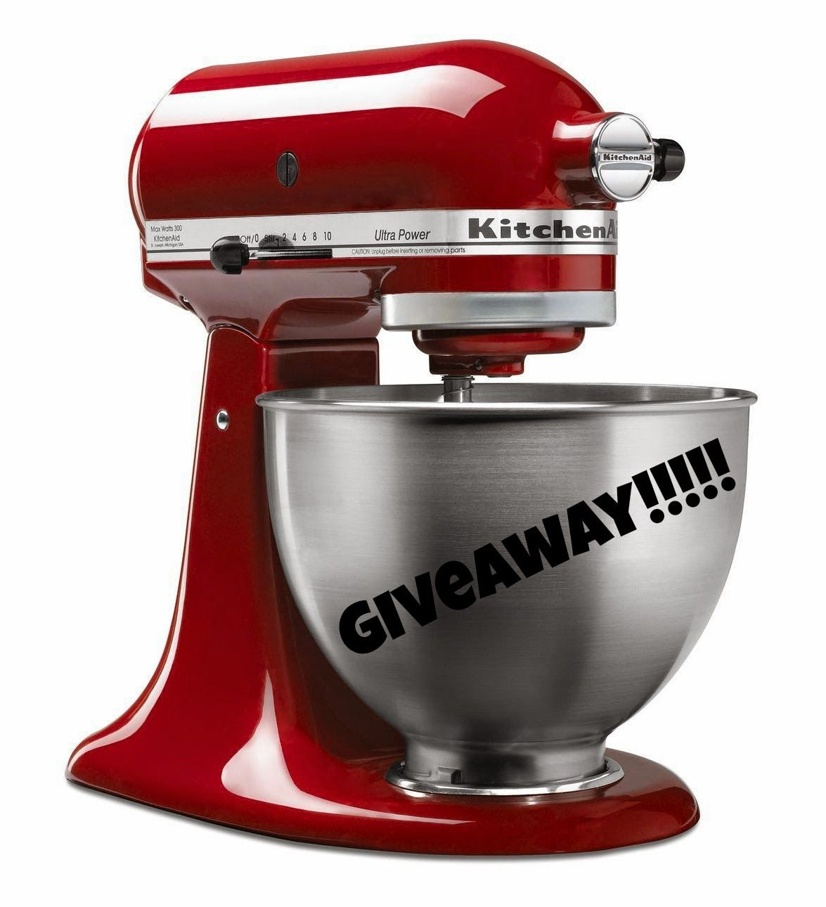 Kitchen aid stand mixer giveaway hosted by gladden
