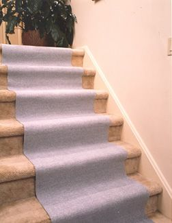 Protective Washable Non Skid Carpet Runner For Floors Stairs
