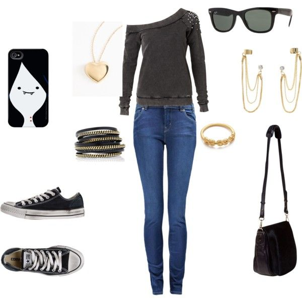 """""""Casual Friday"""" by lexi-mcpeck on Polyvore"""