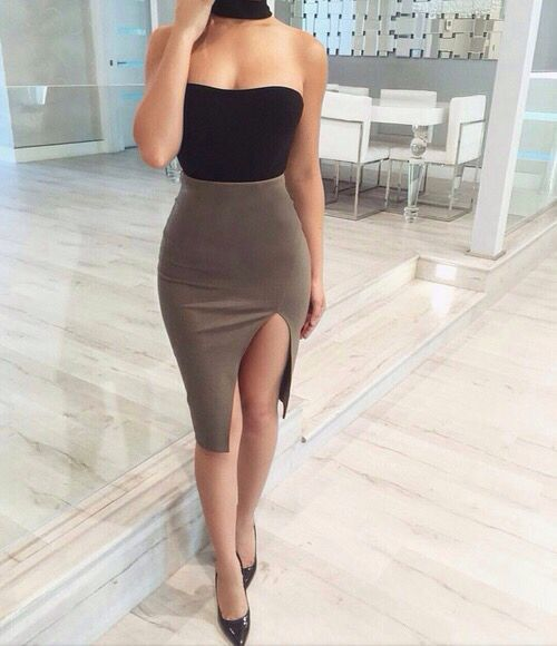 445f4225f8d23 30 INSTAGRAM Inspired Baddie Outfits - | It's a Girl wORLD | Dresses ...