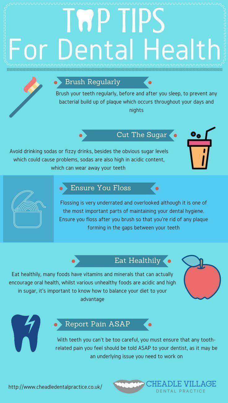 Top-Tipps, die in puncto Zahngesundheit übersehen werden. #dental #dentalheal …   – Dental Health Tips