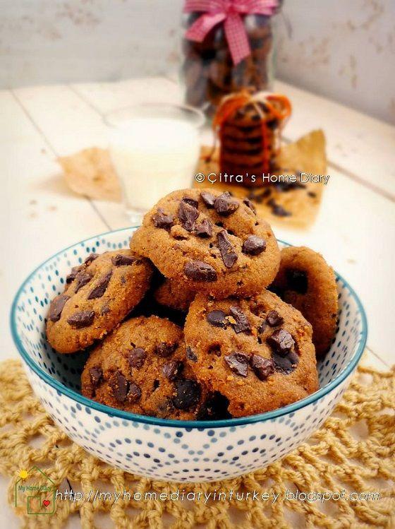 Resep Choco Chip : resep, choco, Resep, Kering, Crunchy, Double, Chocolate, Cookies, Copycat, Recipe., #goodtimecookies, #kuekeringcoklat, #choc…, Desserts,, Cookie, Recipes,