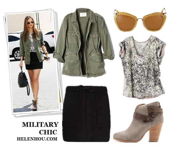 how to wear army jacket, military jacket, camo jacket, green ...