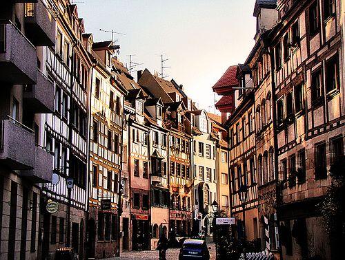 Nuremberg Red Light District