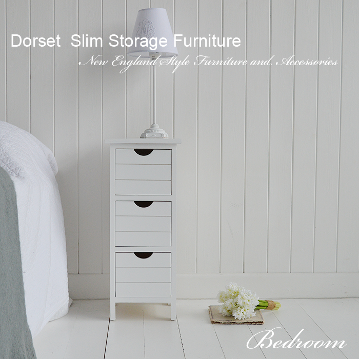 Slim Storage For Your Bedside Bed Only 25 Cm Wide And Deep The Dorset Is Perfect Narrow Es