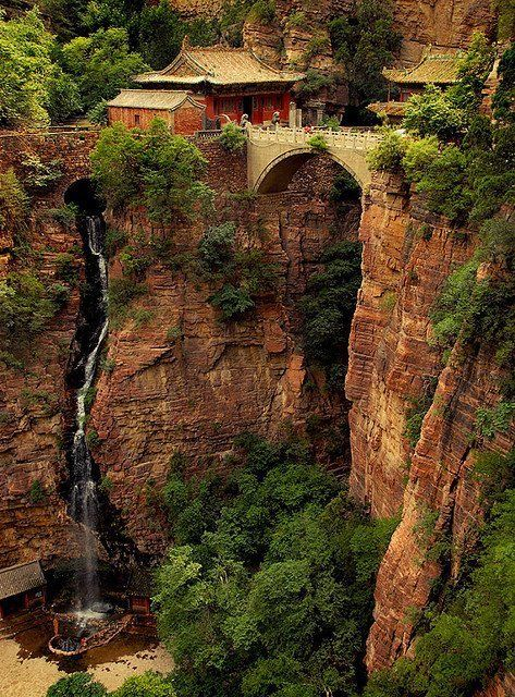 Mount Cangyan - Hebei Province, China