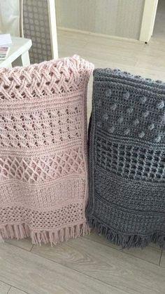 Droomdeken Sprei Haken Crochet Knitting En Knit Crochet