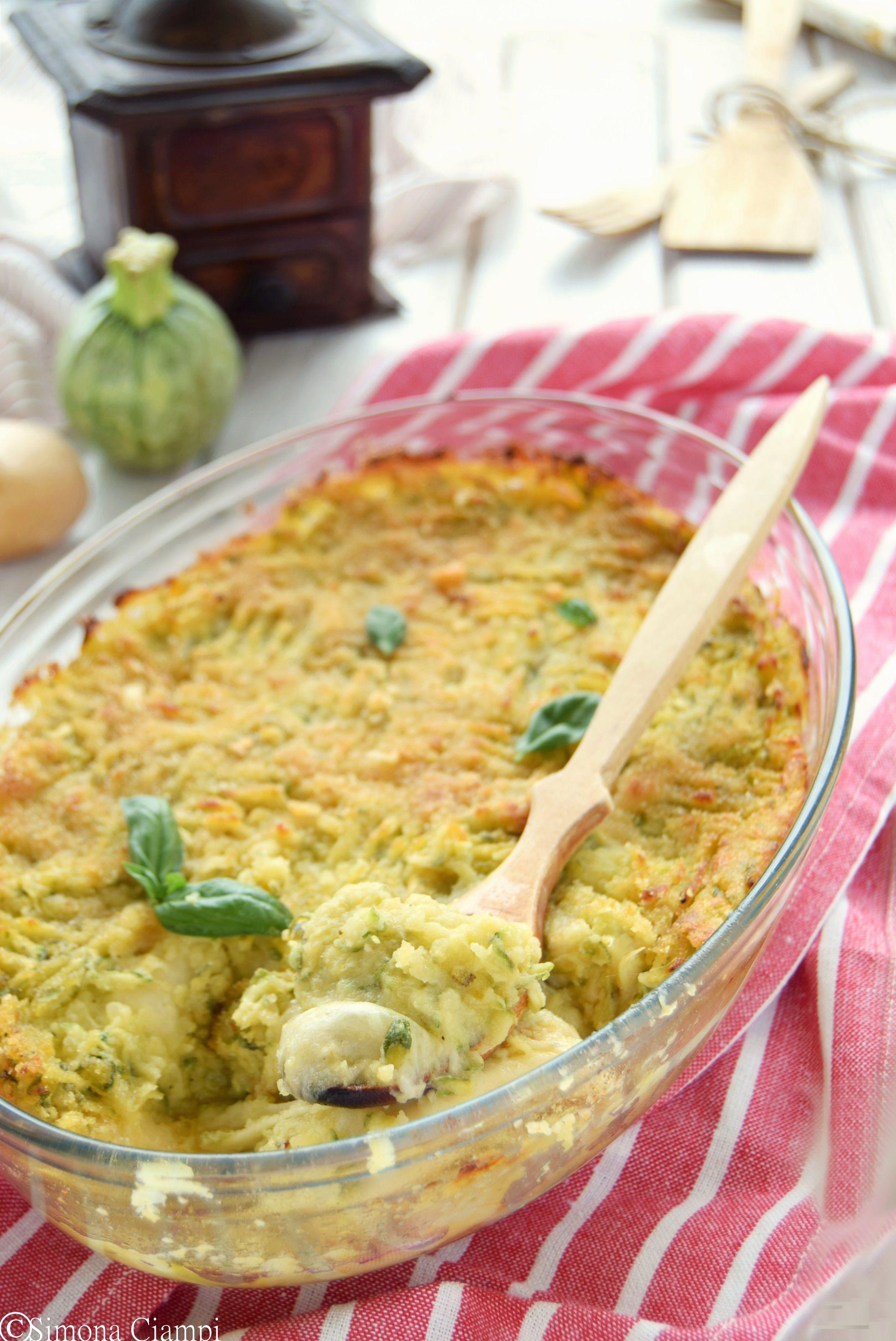 Cominciamo a cucinare con le zucchine ecco un ricco for Cucinare vegetariano