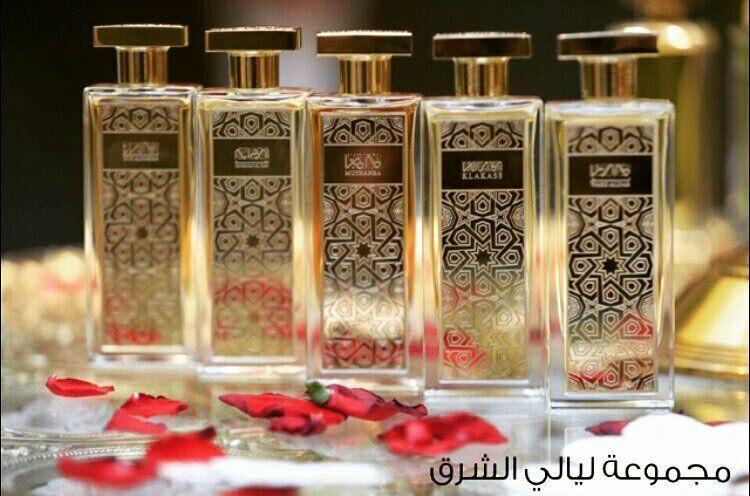 Layali Al Sharq by Dar Al Teeb 80ml Spray