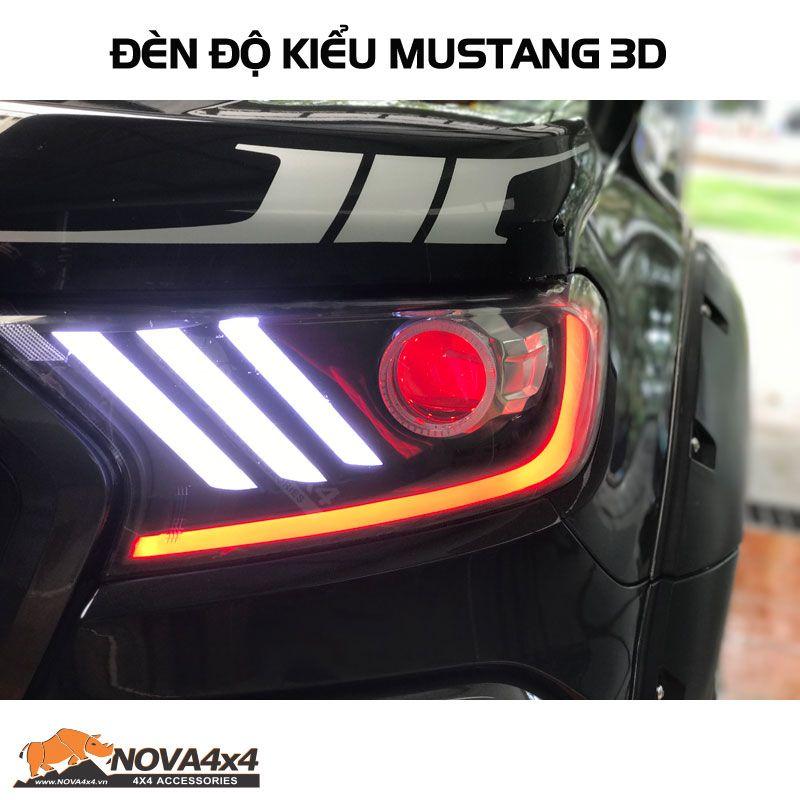 Hiện tại Nova4x4 - với kinh nghiệm đã từng độ cho vài trăm chiếc bán tải đang cung cấp khá nhiều mẫu đèn xe hơi độ đẹp và tăng sáng mạnh