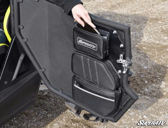 Can Am Commander Super Atv Door Bags Can Am Commander Can Am Bag Set