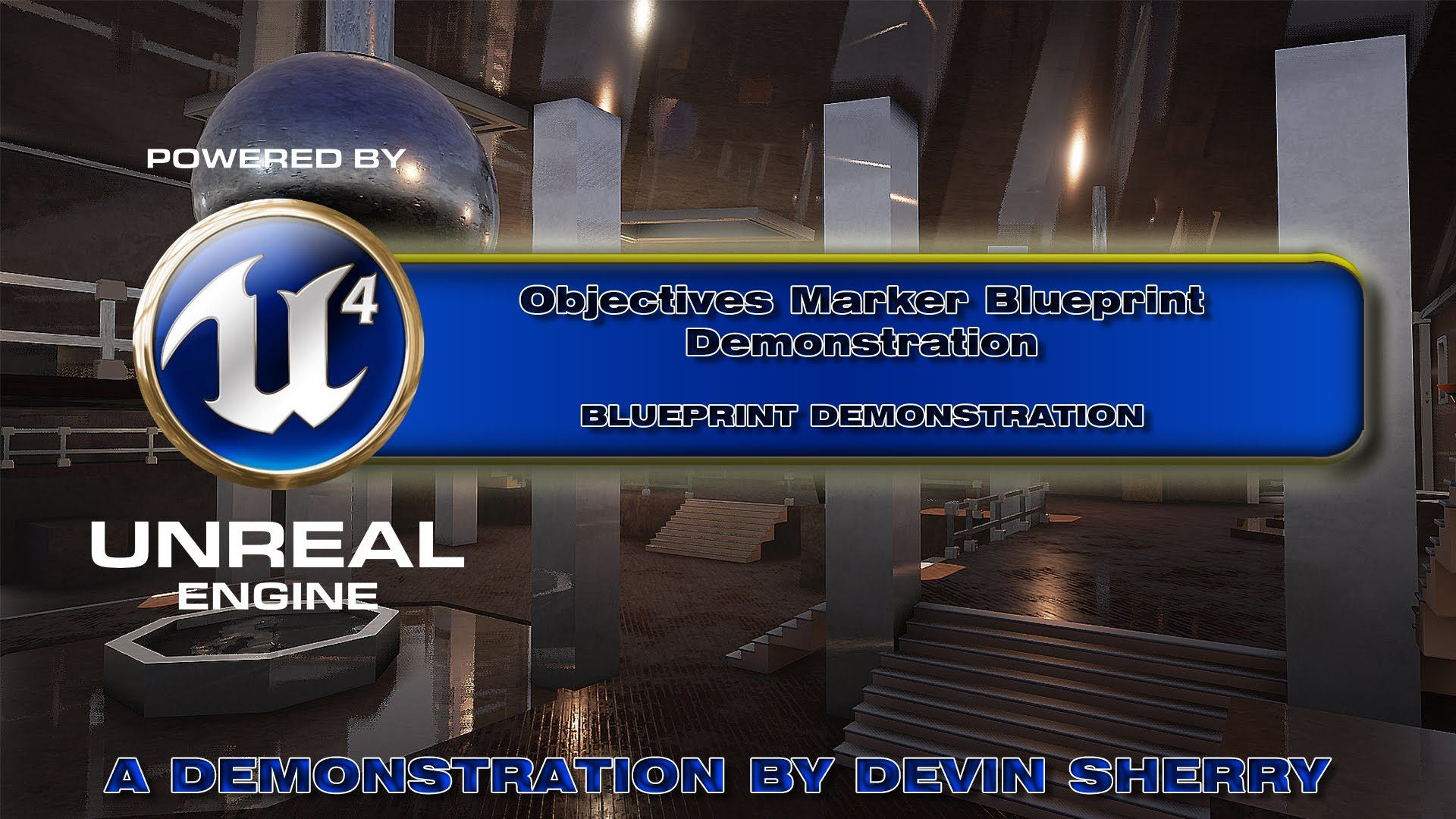 Ue4 objective markers 1 2 tracker blueprint full demonstration ue4 objective markers 1 2 tracker blueprint full demonstration by devin sherry malvernweather Gallery