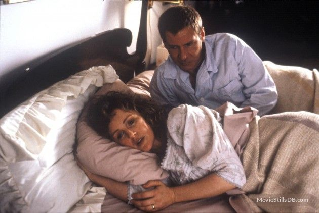 Presumed Innocent (1994) Bonnie Bedelia and Harrison Ford Movie