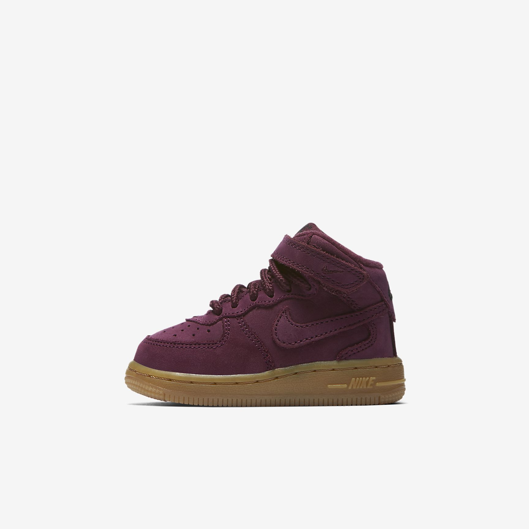 new style cadab 8e3d5 Nike Air Force 1 Mid WB Infant/Toddler Shoe   Prince Kale ...