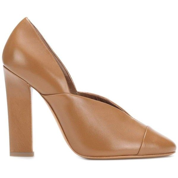 Lucie leather pumps Victoria Beckham gH6x1Tbd