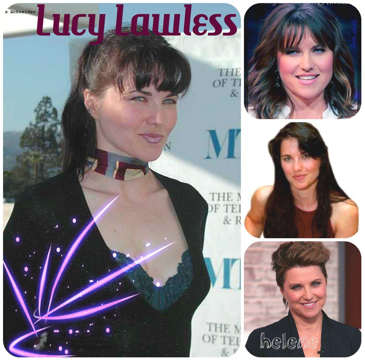 Beautiful Lucy Lawless
