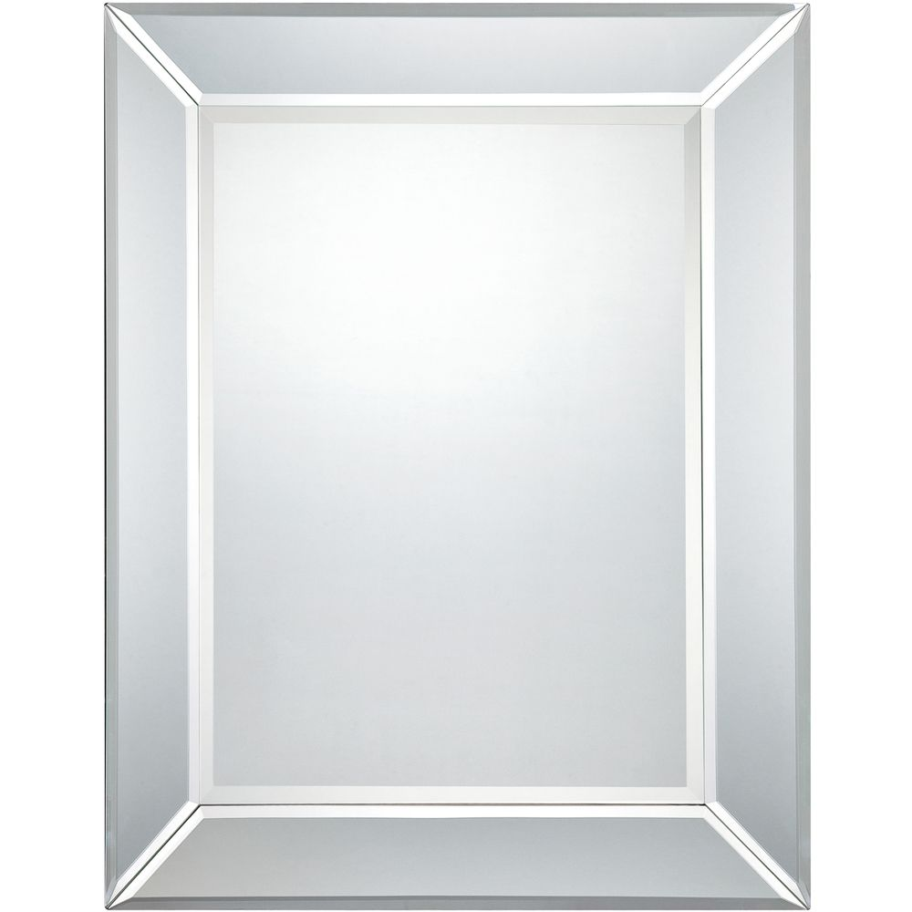 Quoizel Reflections Carrigan Small Mirror - Overstock™ Shopping - Great Deals on Quoizel Mirrors