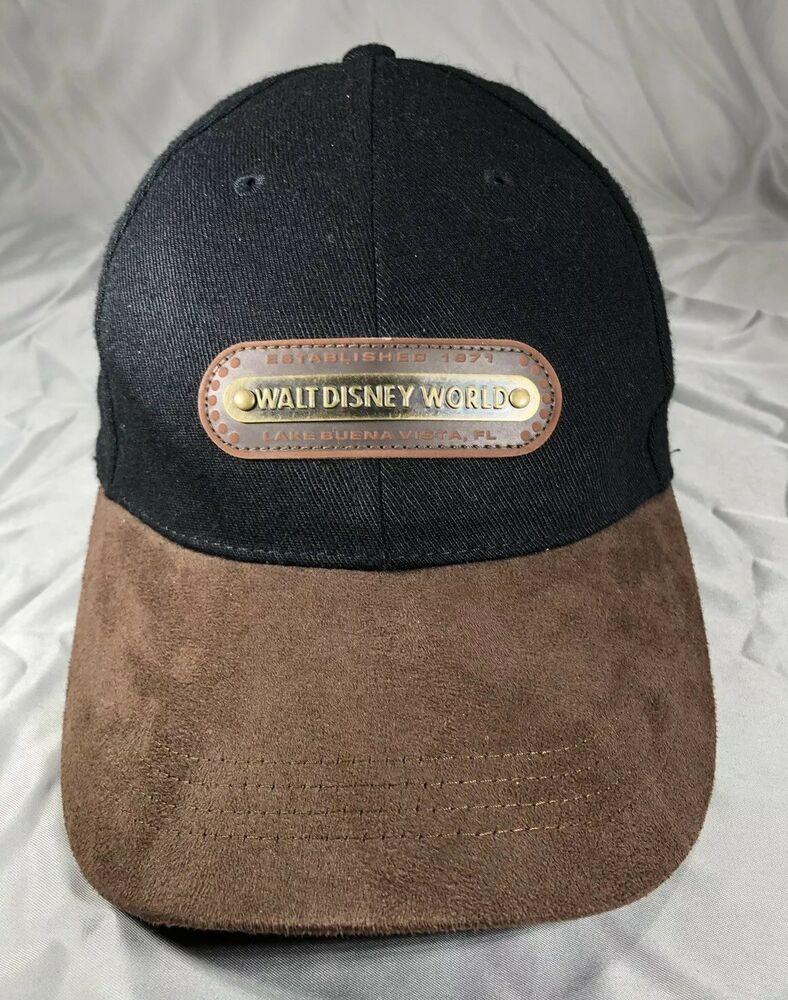 714de79a0d55b1 Walt Disney World Lake Buenavista Cap Hat Adult Adjustable Wool Poly Cotton  | eBay