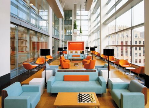 Cool Color Scheme Commercial Interior Design Commercial Design Pinterest Commercial