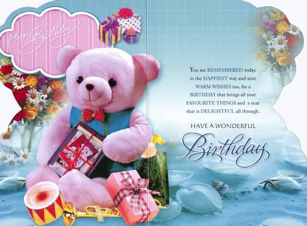 Happy Birthday Cards for Facebook – Face Book Birthday Cards