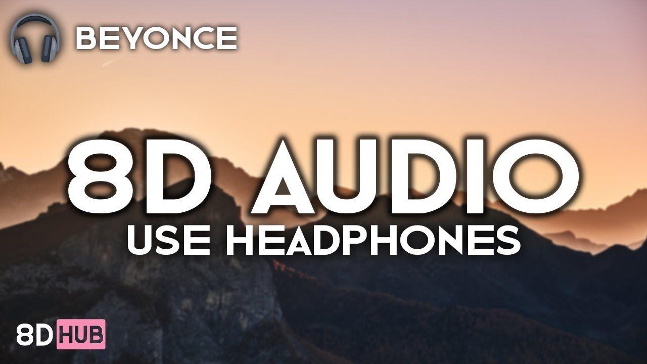 Beyonce Halo 8d Audio