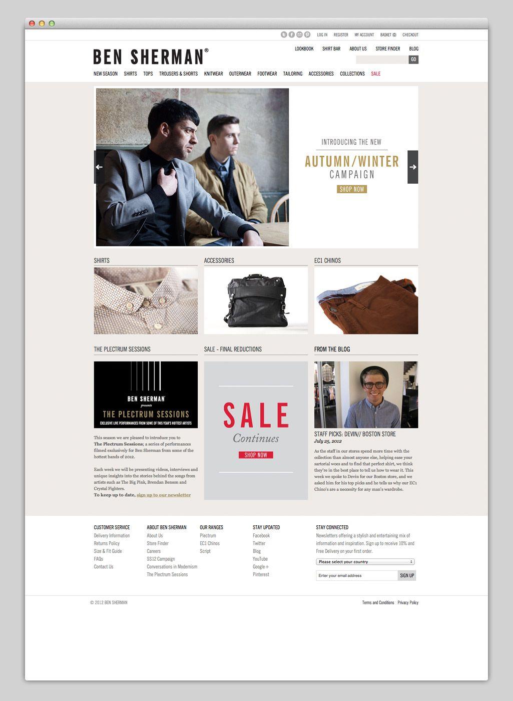 The web aesthetic u showcasing the best in web design website