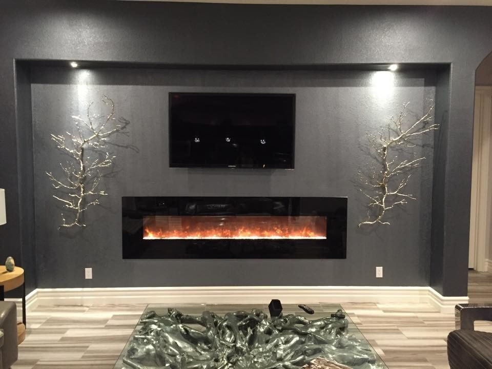 Wall Hung Electric Fireplace Surrounds Google Search Modern Electric Fireplace Fireplace Entertainment Entertaining House