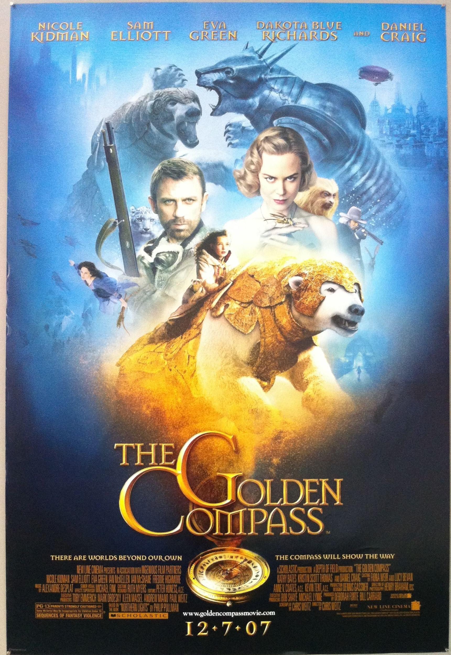 The Golden Compass Filmes Cartaz De Filme E Filmes Online