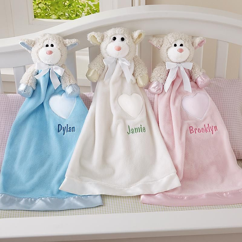 Soft and sweet lamb blanket lambs and babies soft and sweet lamb blanket baby fishbaby presentspersonalized baby giftssecurity negle Gallery