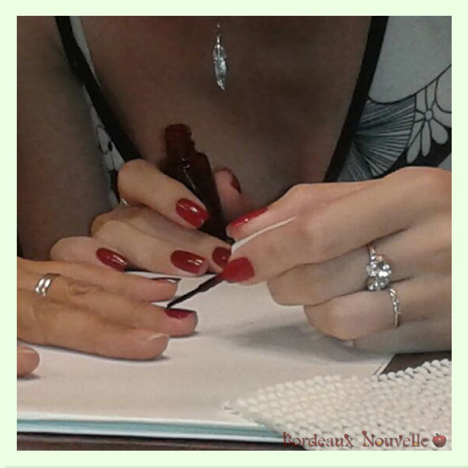 Evento nail art meeting v jueves